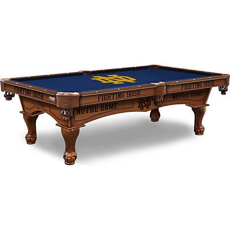Genial Notre Dame 8u0027 Pool Table   ONLINE ONLY
