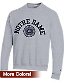 ff7724cde833e University of Notre Dame Crewneck Sweatshirt