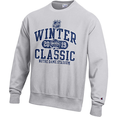 Product  NHL Winter Classic Reverse Weave Crew Sweatshirt F1812A 5fbb68190