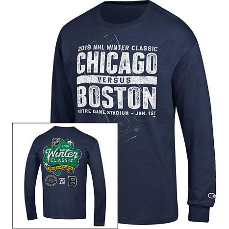 Product  NHL Winter Classic Long Sleeve T-Shirt F1812B e0d33fbd910