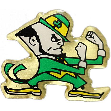 University of Notre Dame Fighting Irish 1'' Lapel Pin | University on irish pig cartoon, irish cartoon guys, irish rugby player cartoon, irish priest cartoon, irish cartoon characters, irish dog cartoon, irish dancer cartoon, irish birthday cartoon,
