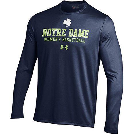 Product  University of Notre Dame Women s Basketball Long Sleeve T-Shirt 22c30268c4