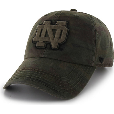 Product  University of Notre Dame Operation Hat Trick Cap 06c7134e573
