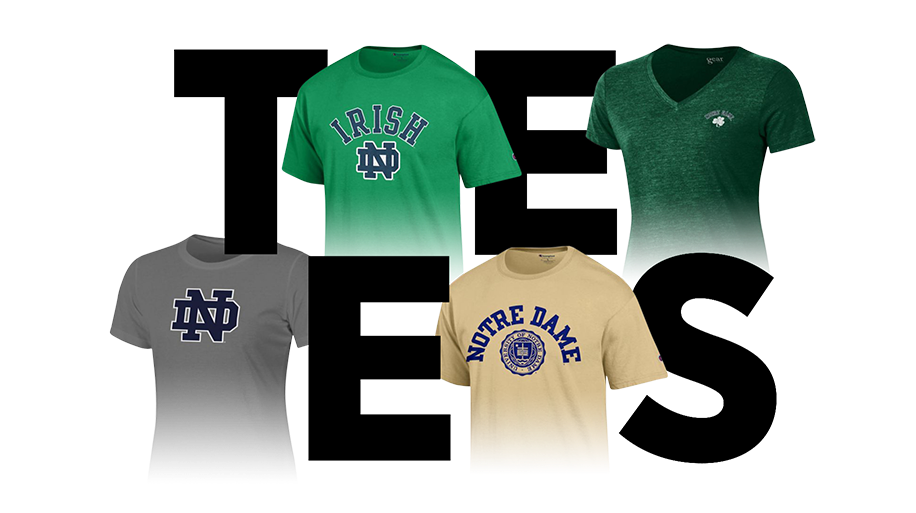 65dce9489 Notre Dame Apparel | Notre Dame Gear, Merchandise & Gifts