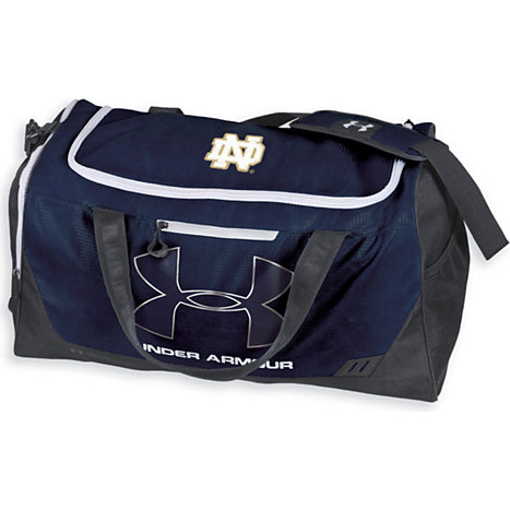 21c0655a17 Product  University of Notre Dame Hustle Duffle