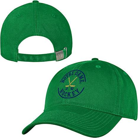 6fd88a8a9 Product: University of Notre Dame Fighting Irish Hockey Adjustable Cap