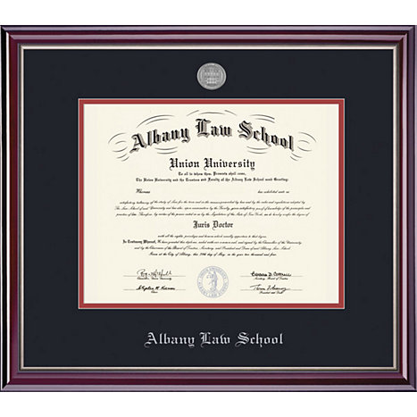 Albany Law School 14x17 Jefferson Diploma Frame Sage College Of