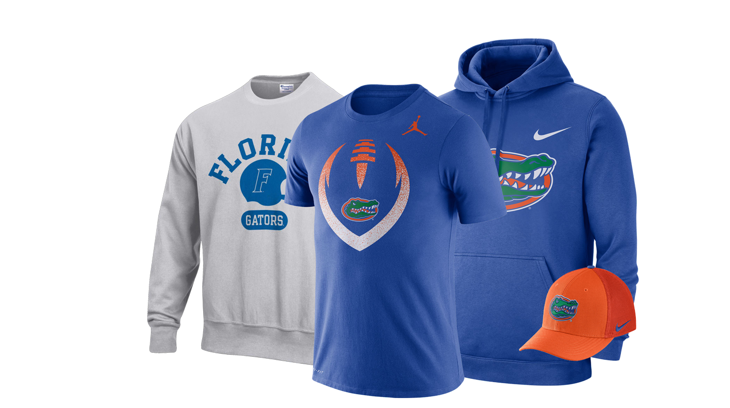best service 33033 04edb Florida Gators Apparel | UF Gator Gear, Merchandise & Gifts