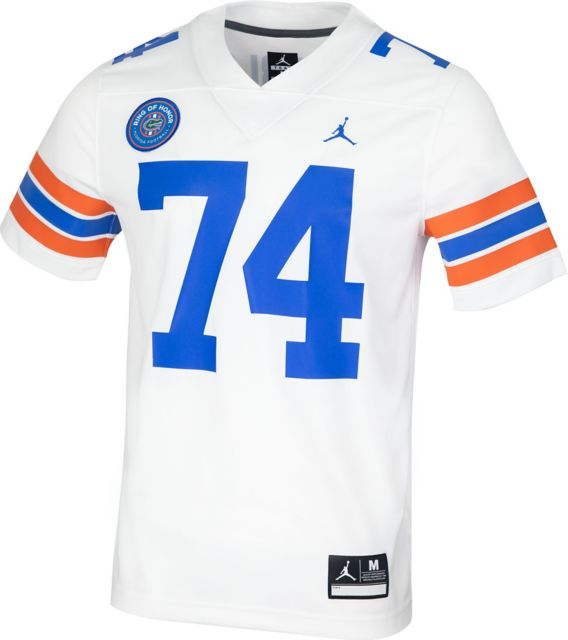 University of Florida #74 Jack Youngblood Ring of Honor Football Jersey