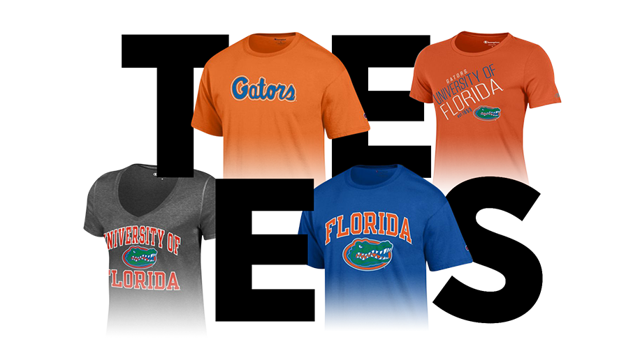 66729cde7 Florida Gators Apparel | UF Gator Gear, Merchandise & Gifts
