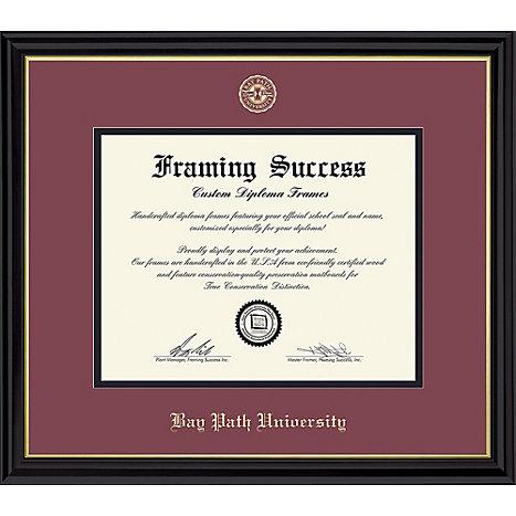 Bay Path University Coronado BA/MA Diploma Frame -ONLINE ONLY | Bay ...