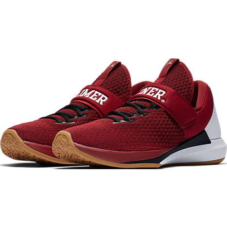 402498b6e Nike University of Oklahoma Sooners Jordan Trainer 2 Training Shoes