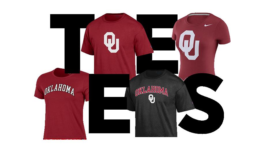 6e01f814f Oklahoma Sooners Apparel | OU Gear, Merchandise & Gifts