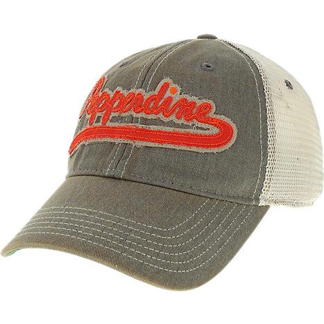 Legacy Apparel Pepperdine University Trucker Patch Cap 98efce3e57b0