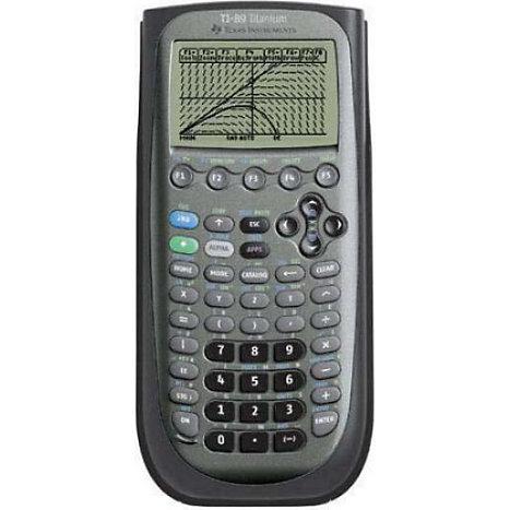 Ti-89 titanium graphing calculator | texas instruments ti-89.