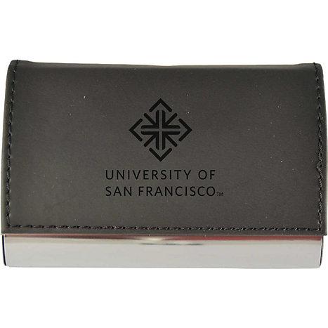 University Of San Francisco Business Card Holder University Of San