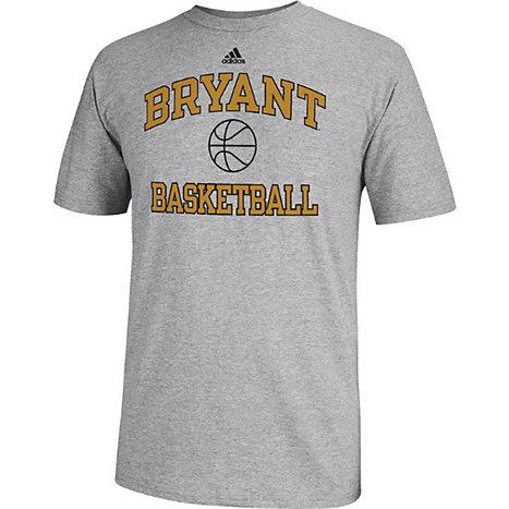 Adidas Bryant University Bulldogs Basketball T Shirt