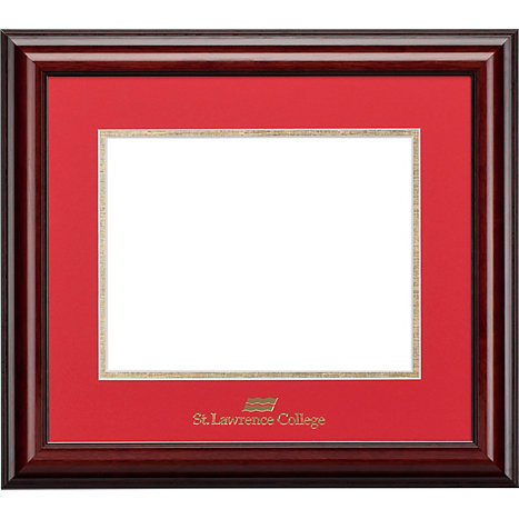 St. Lawrence College Cornwall 13 x 15 Certificate Frame | St ...