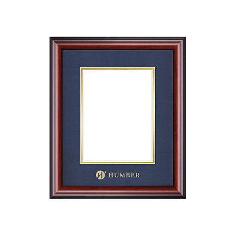 Humber College 13 X 15 Certificate Frame Humber College