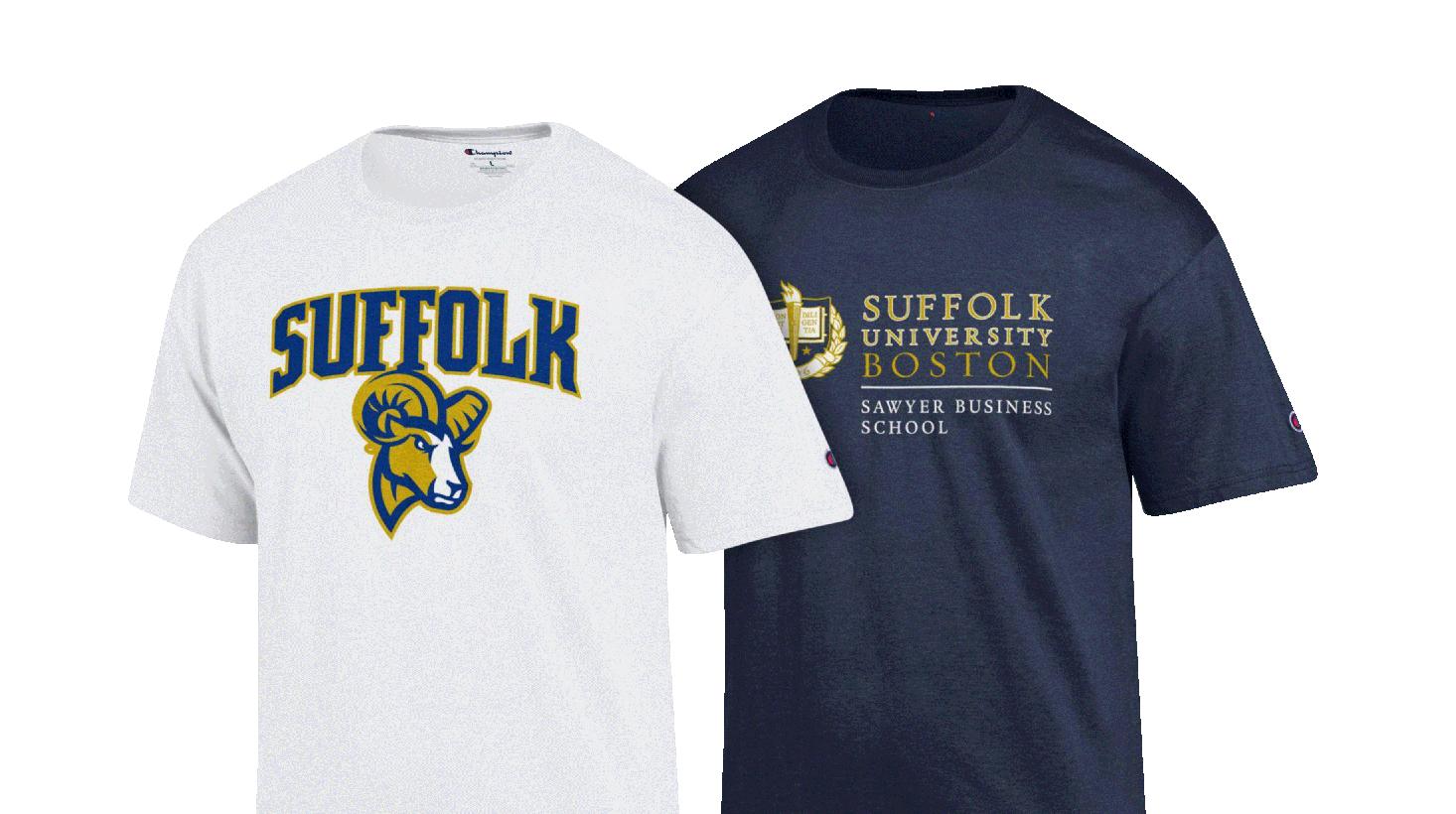 e718ee128 Suffolk University Bookstore Apparel, Merchandise, & Gifts