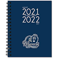 Odu Academic Calendar 2022.Old Dominion University Binders File Folders Calendars And Day Planners