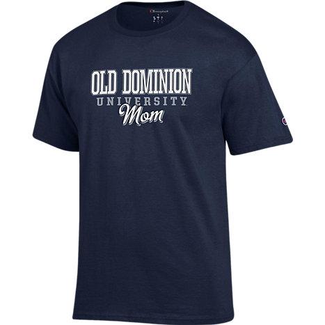 e9b1f06a620 Champion Old Dominion University Mom T-Shirt