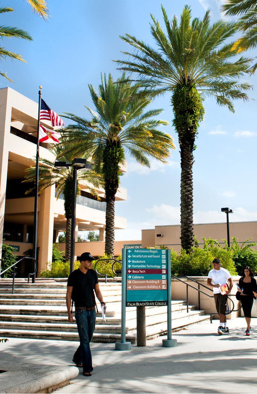 Palm Beach State College Book